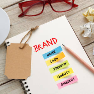 Building a brand without a website